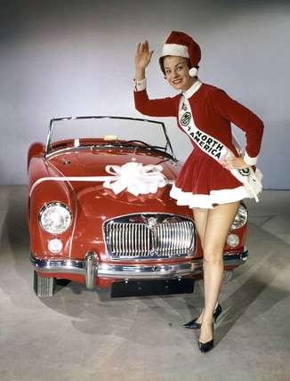 Miss MG North America