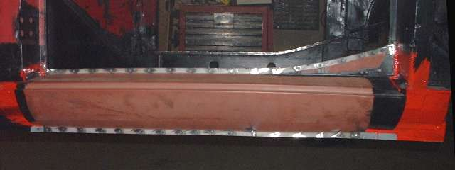1996 Jeep Cherokee Wiring Harness Body Sill Replacement Rocker Panel Installation A Touch
