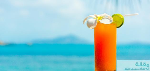 وصفه جديده لتحضير عصير الجزر