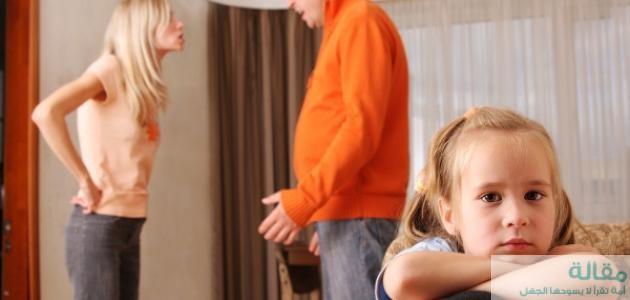 تاثير  الطلاق على المجتمع