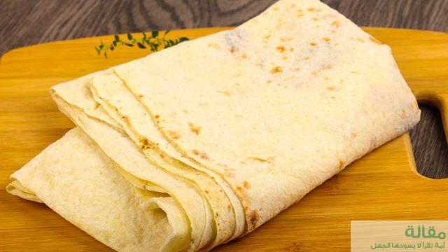 طريقة عمل عجينة خبز الشاورما