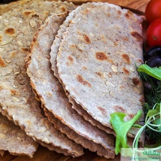 طريقة عمل خبز شوفان صحي