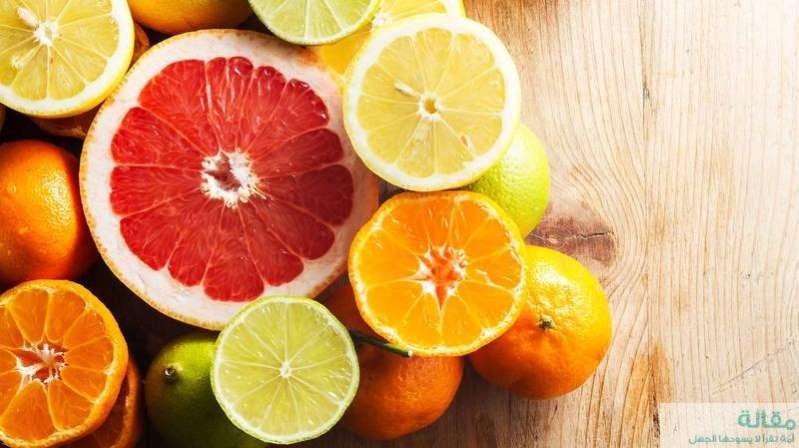 ما هي أعراض نقص فيتامين سي في الجسم