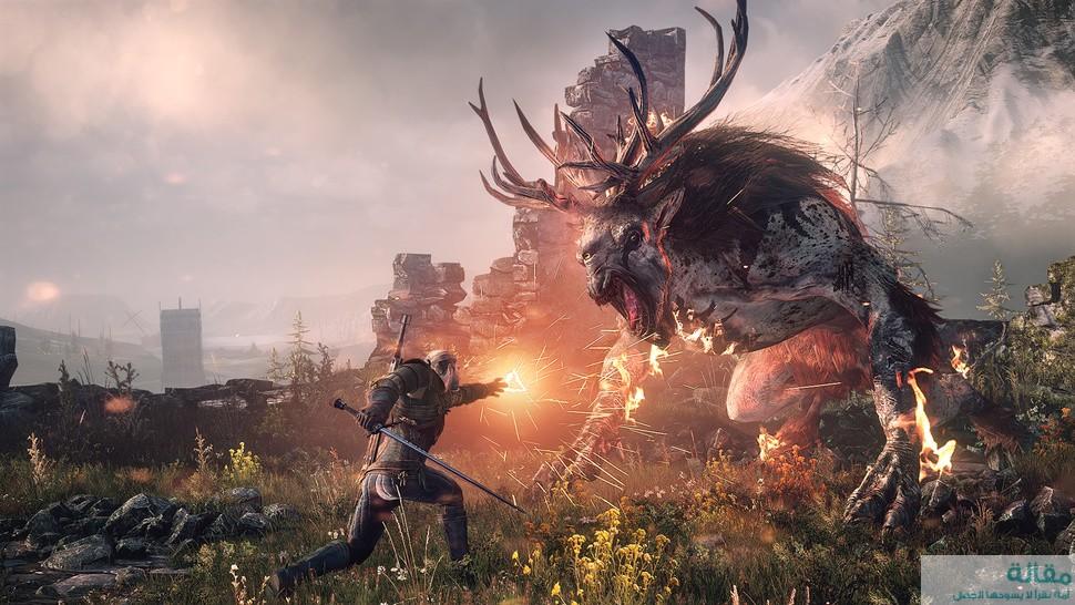 اهم تفاصيل لعبة The Witcher 3 Wild Hunt