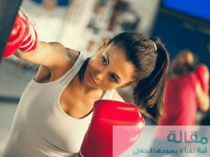 الفوائد الصحية لرياضة الكيك بوكسينج