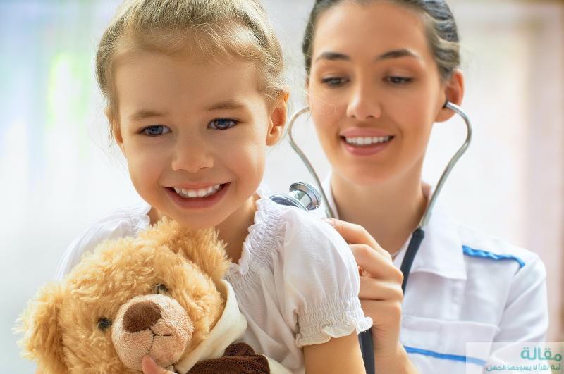أسباب حدوث النغزة القلبية عند الأطفال