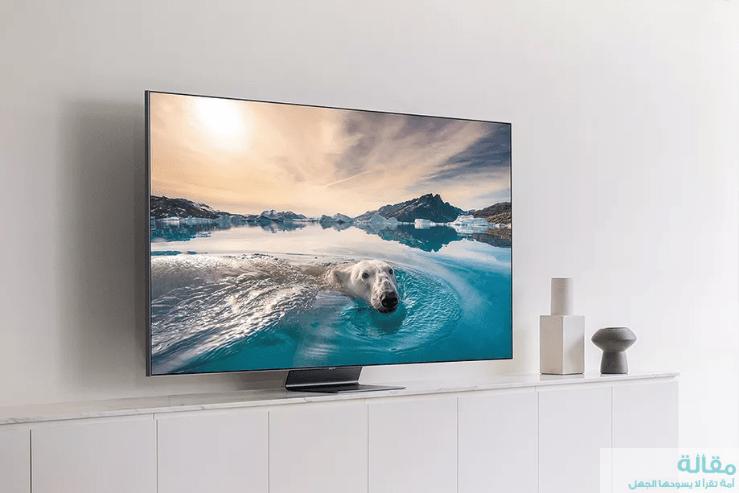 سامسونج تطلق سلسلة أجهزة تلفاز 2020