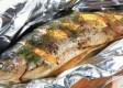 وصفة السمك المشوي بالبصل والثوم والكزبرة