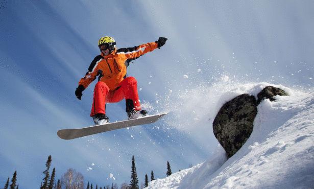 10 فوائد صحية لرياضة التزلج