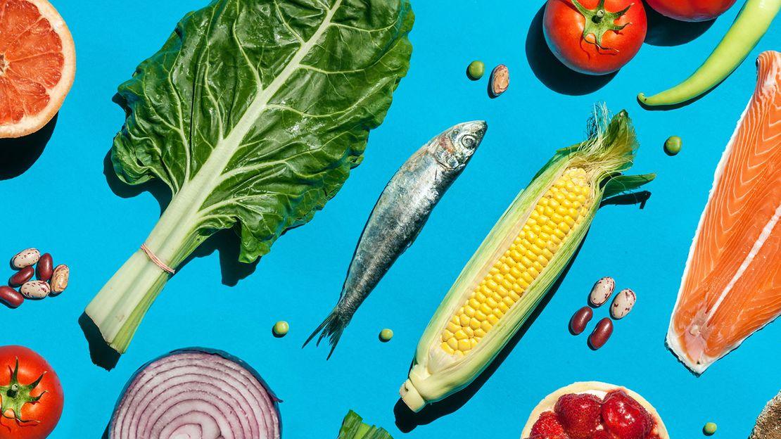 الأنظمة الغذائية لفقدان الوزن بشكل مستمر
