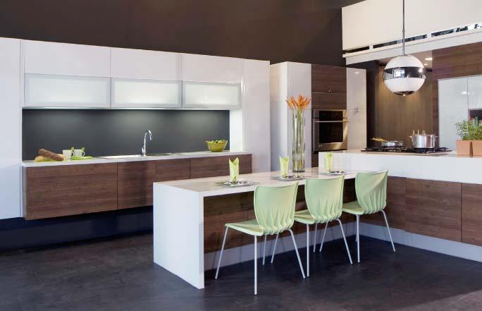 Muebles, Modulares para cocina línea moderna – Innovación ...