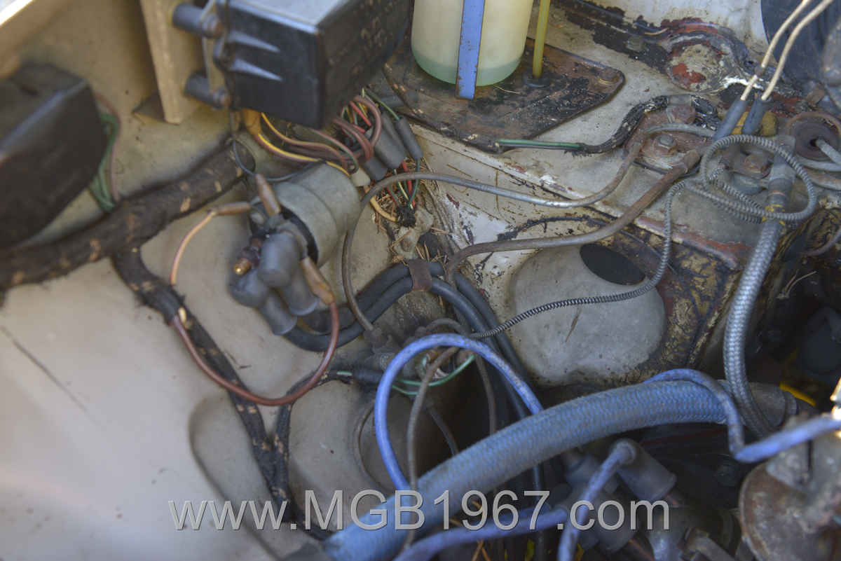 hight resolution of 1967 mgb gt engine compartment starting solenoid