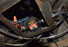 New Mr Gasket micro electric fuel pump