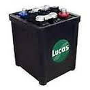 Luca 6 volt battery