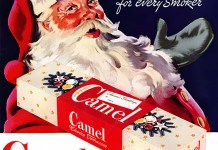 Merry Christmas for every smoker