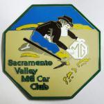 Sacramento Valley MG Car Club