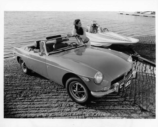1974 MG MGB Convertible Photo