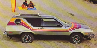 1977 Ford Pinto Wagon cool California happening