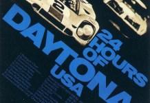 24 Hours of Daytona 1971 poster