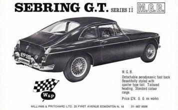 MG Sebring GT
