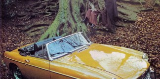 Your Mother Wouldn't Like It MG MGB