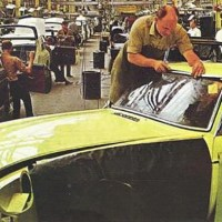 Installing an MGB GT windshield