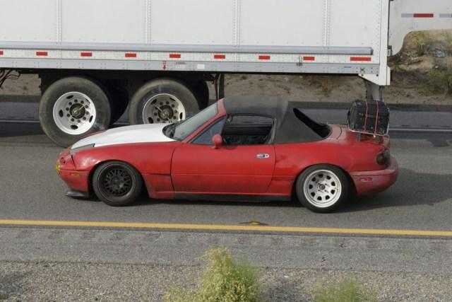 WTF Mazda Miata profile
