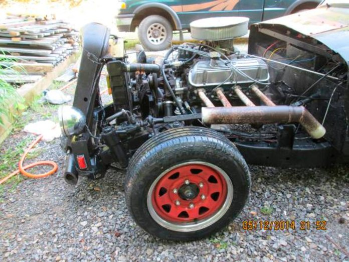 Craigslist MGB rat rod engine