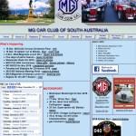 MG Car Club of South Australia