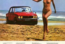 Nude Triumph Dolomite girl, what is going on!