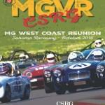 The MG Vintage Racer's Newsletter