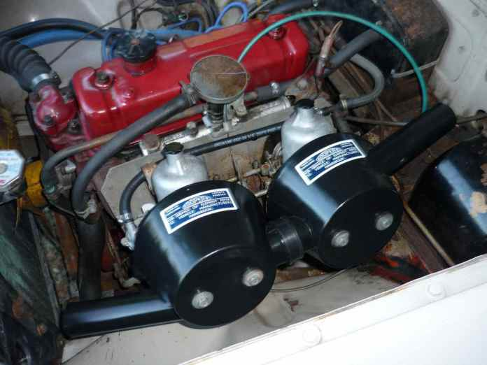 1967 MGB GT 18GB engine