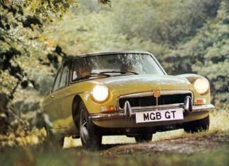 1973 MGB GT