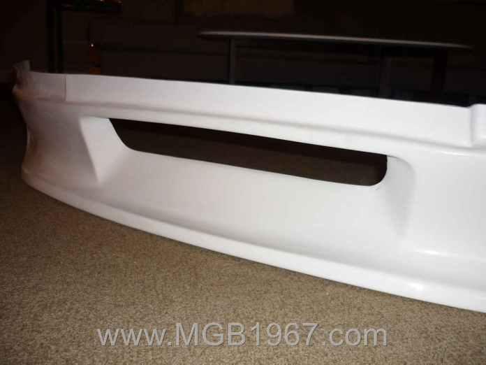 Moss Motors Special Tuning Spoiler intake
