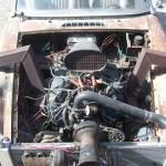 1964 MGB Rat Rod engine