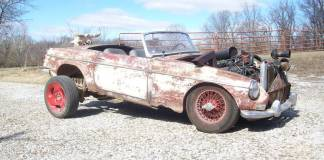 1964 MGB Rat Rod