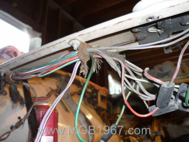 dan masters wiring harness dan image wiring diagram moss motors mgb wiring harness moss auto wiring diagram schematic on dan masters wiring harness