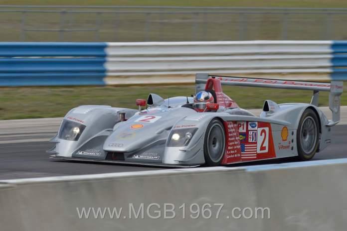 2005 Audi R8 LMP