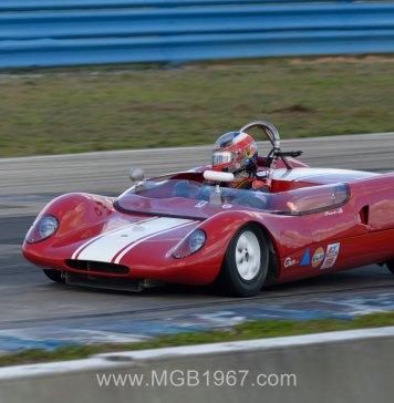 Travis Engen - 1962 Lotus 23B