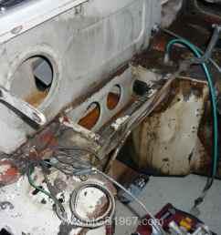 location for mgb gt heater box 1967 mgb gt rh mgb1967 com mgb engine bay wiring [ 1400 x 1050 Pixel ]