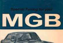 Special Tuning for your MGB
