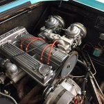1974 Lotus Europa Twin Cam engine