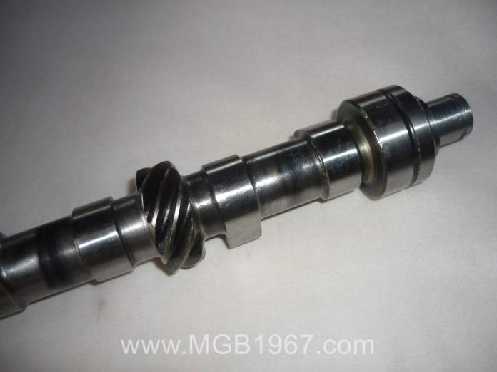 Fancy new MGB camshaft