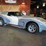 1970 custom Eklers Corvette ugly profile