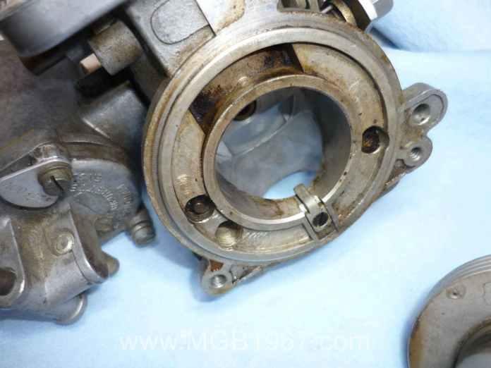 SU HS carburetor
