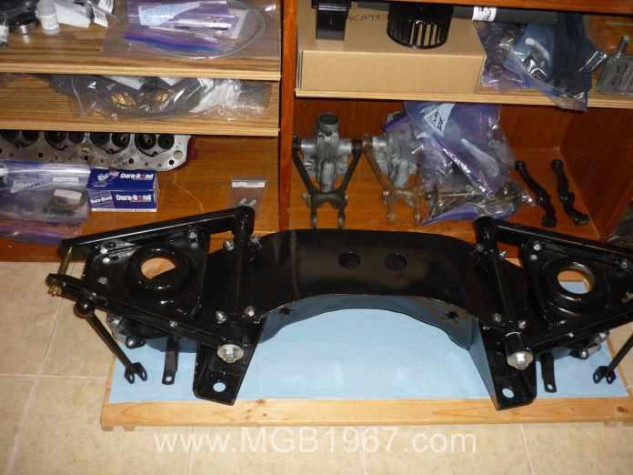 MGB GT Restoration Parts