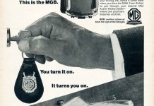 This is the MGB