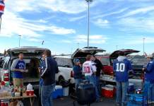 NFL Tailgate Party