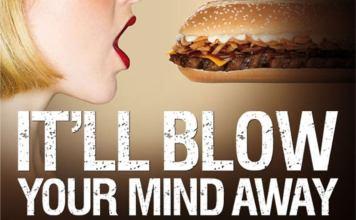 Burger King - BK Super Seven Incher