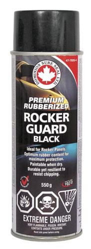 Dominion Sure Seal Rocker Guard